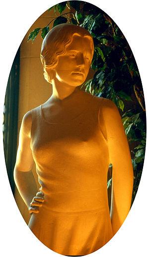 Jo Davidson - Lydie Marland