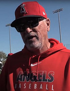 Joe Maddon American baseball coach and manager