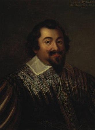 John II, Count Palatine of Zweibrücken - Image: Johann II von Pfalz Zweibruecken