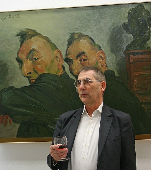 Johannes Grützke 2013