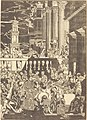 John Baptist Jackson after Veronese, The Marriage at Cana (right plate), 1740, NGA 33091.jpg