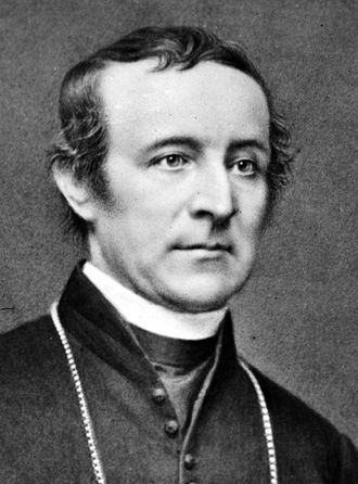Fordham University - John Hughes, Archbishop of New York and founder of St. John's College