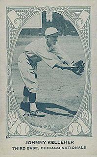 John Kelleher Baseball player and coach