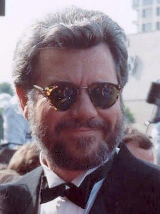 John Larroquette - Larroquette attending the Emmy Awards in 1988