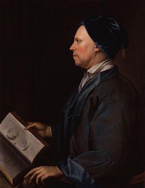John Martyn (botanist) - Portrait of John Martyn