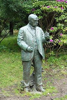 Statue Of John McLaren, Golden Gate Park