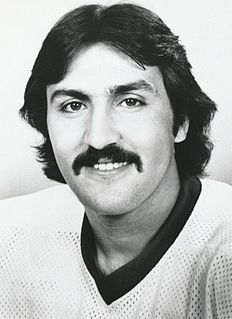 John Tonelli Canadian ice hockey player