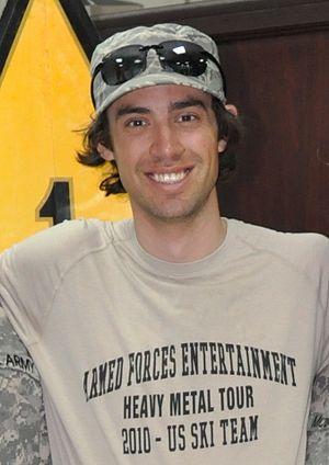 Johnny Spillane - Spillane in 2010