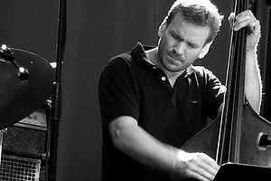 Jon Rune Strøm - Strøm with Paal Nilssen-Love  at Large Unit in 2015.