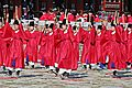 Jongmyo Royal Shrine (종묘) - Dancing.jpg