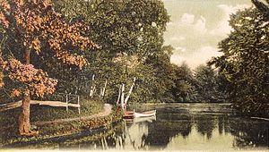 Raymond, Maine - Image: Jordan River, Raymond, ME