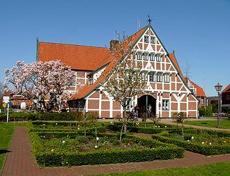 Jork - Town hall