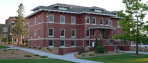 Chadron State College - Joseph Sparks Hall