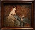 Joshua reynolds, l'attrice kitty fisher come danae, 1762-66.jpg