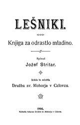 Josip Stritar: Lešniki