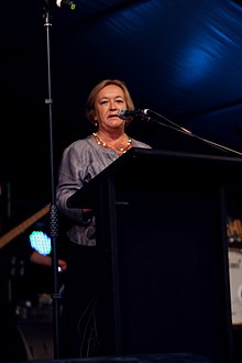 Joy Burch at the National Multicultural Festival 2012.jpg