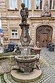 Judenstraße, Brunnen Bamberg 20171229 001.jpg