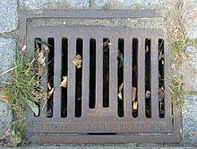 Area drain hydro-jet