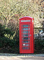 K6 telephone box in The Street - geograph.org.uk - 1602310.jpg