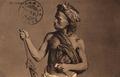 KITLV - 404517 - Kleingrothe, C.J. - Medan - Batak man on the east coast of Sumatra - circa 1905.tif
