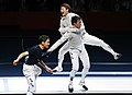 KOCIS Korea London Fencing 06 (7730616820).jpg