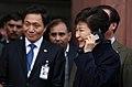 KOCIS Korea President Park RedFort 14 (12165885205).jpg