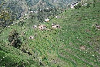 Kabal Tehsil - Image: Kabal Swat valley