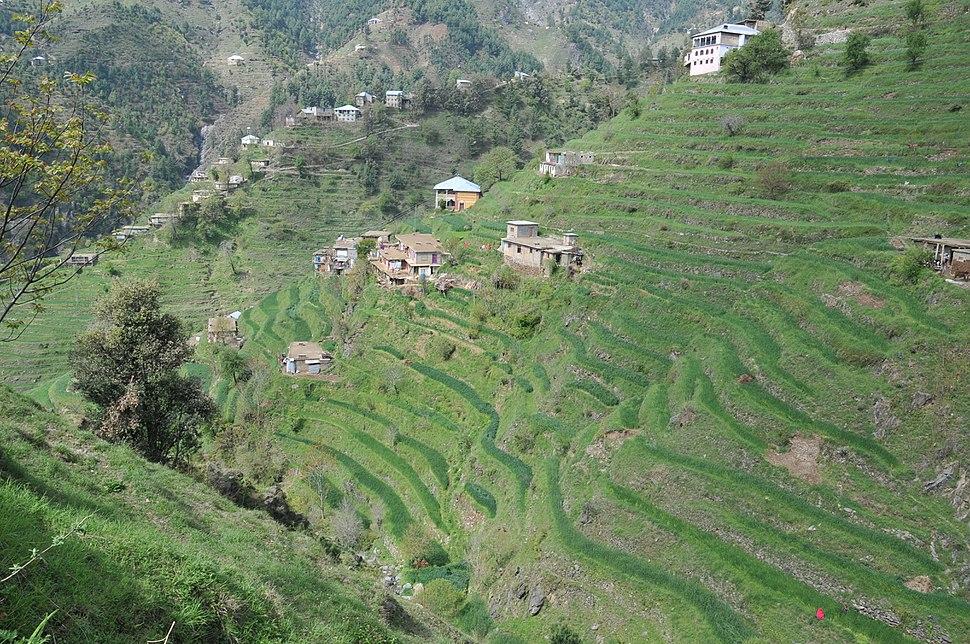 Kabal Swat valley