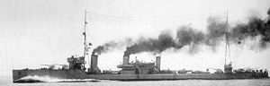 Destroyer Kalinin