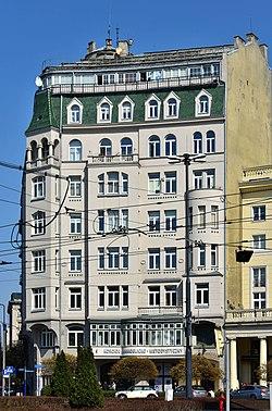 Kamienica Jasieńczyka-Jabłońskiego ul. Mokotowska 12.jpg