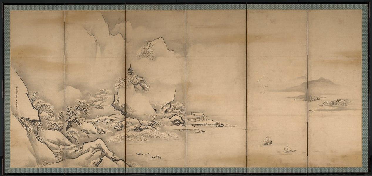 kano eitoku - image 8