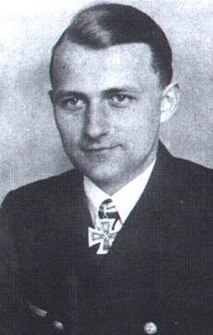 Günter Kuhnke - Image: Kapitänleutnant Günter Kuhnke