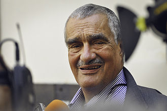 TOP 09 - Karel Schwarzenberg, Honorary chairman and former leader of TOP 09