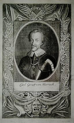 Karl Graf von Harrach