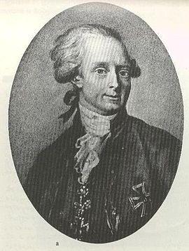 Karl von Zinzendorf