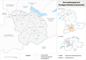 Image illustrative de l'article Arrondissement administratif de Frutigen-Bas-Simmental