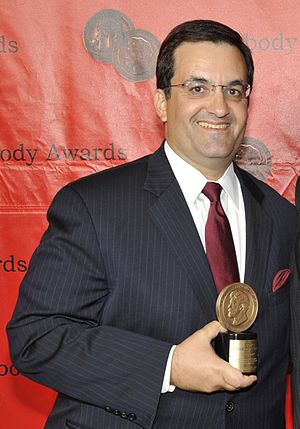 Kary Antholis - Antholis at the 70th Annual Peabody Awards