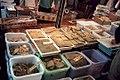 Kazunoko, Tsukiji fish market (1992-10 by sodai-gomi).jpg