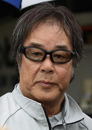 Kazuyoshi Hoshino - Image: Kazuyoshi Hoshino 2010 Formula Nippon Motegi (May)