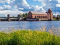 Keikyä hydropower plant on Kokemäenjoki river.jpg