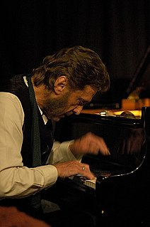 Keith Tippett British jazz pianist and composer