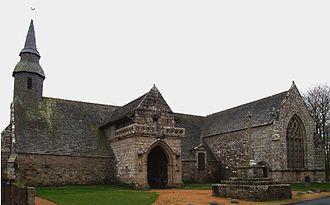 Plouha - Kermaria an'Iskuit Chapel