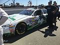 Kevin Harvick 2017 Carneros 200 car.jpg