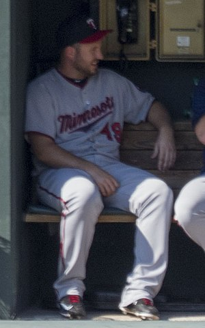 Kevin Jepsen - Jepsen with the Minnesota Twins in 2015