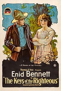 <i>Keys of the Righteous</i> 1918 American film