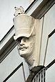 Keystone of Regierungsgebäude, Vienna 13.jpg