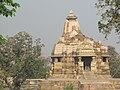 Khajuraho India, Devi Jagadambi Temple - Full View.jpg