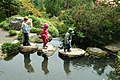 Kids at Kubota Garden 2003.jpg