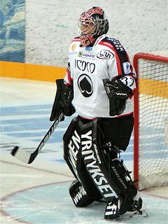 Eero Kilpeläinen Finnish ice hockey player