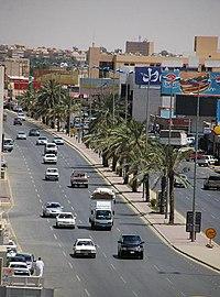 King Abdulaziz Road, Unaizah.jpg